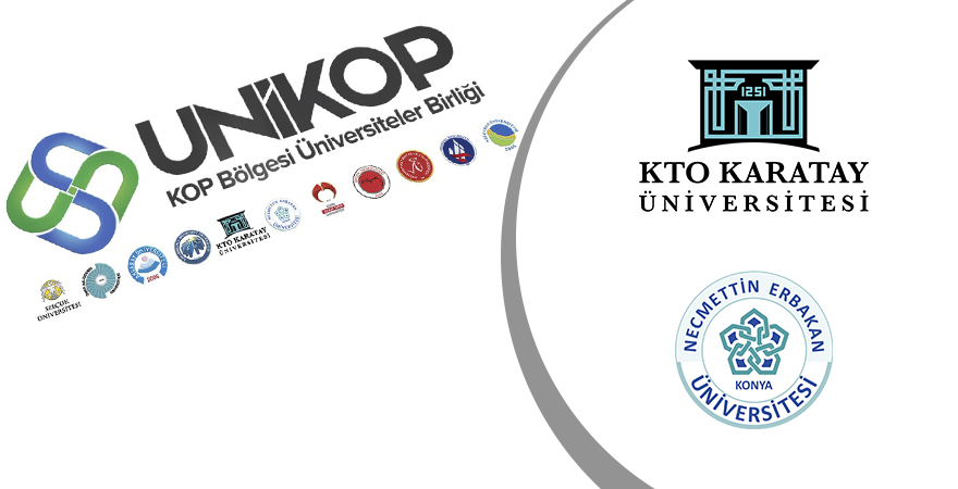 UNİKOP Dönem Başkanlığı Necmettin Erbakan Üniversitesinde
