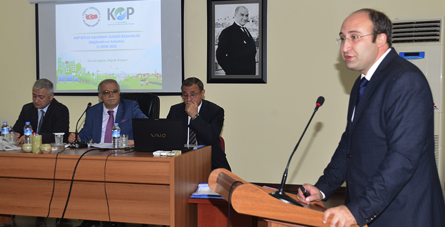 KOP Veri Merkezleri Bölgesi Projesi Küresel Konferansla Tanıtıldı