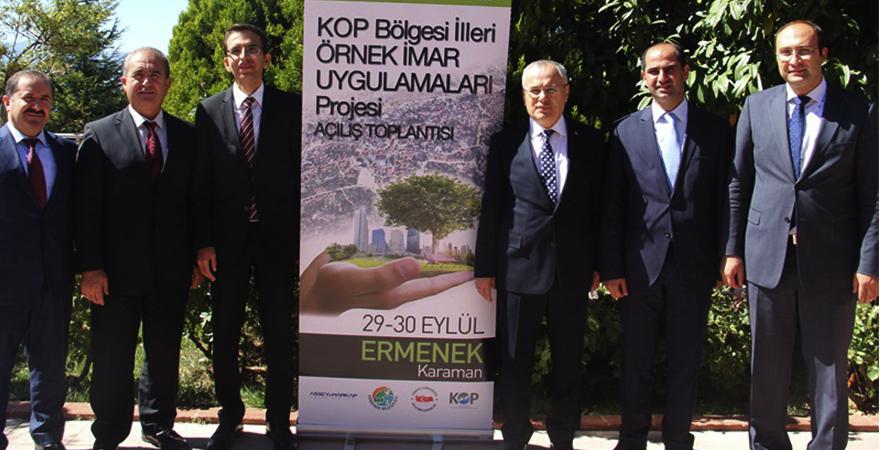 KOP İdaresi'nde 'Türkiye Ekonomisi ve Gelişmeler' Söyleşisi