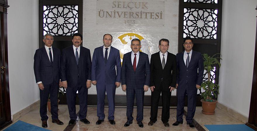 'Konya-Karaman-Mersin Sanayi ve Ticaret Koridoru' Çalıştayı Yapılacak