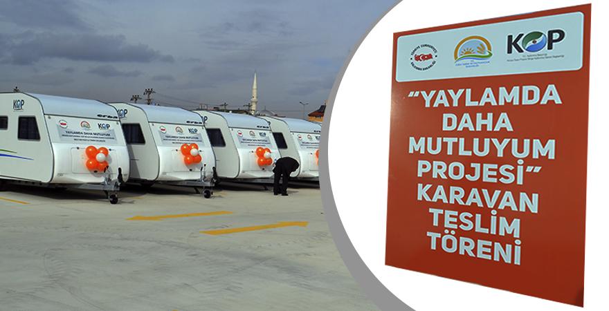 KOP Eylem Planı İstişare Toplantısı Kırşehir'de yapıldı