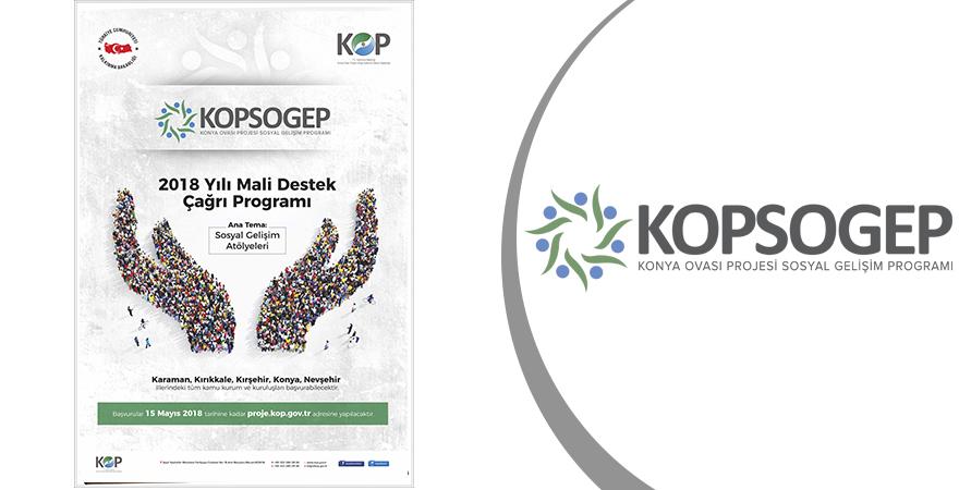 KOP SOGEP ile Sosyal Kalkınmaya Mali Destek