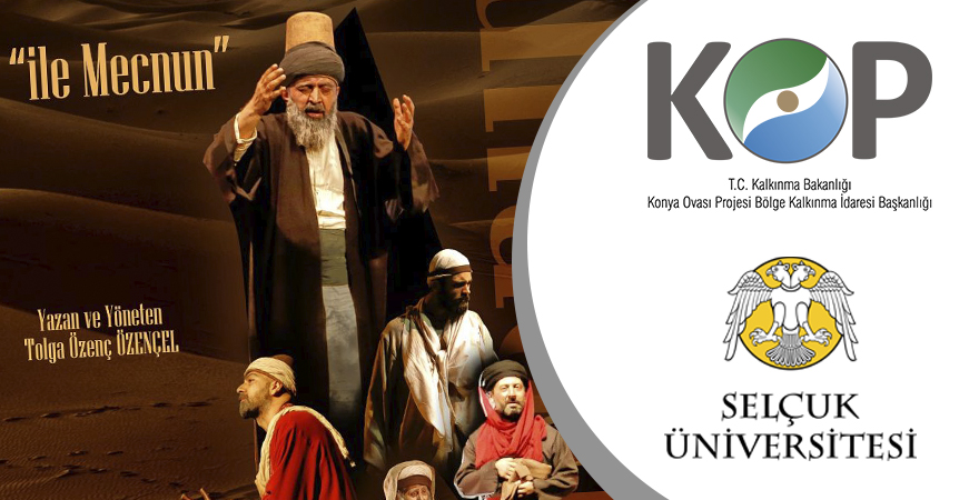 KOP ile Gönül Sultanları Tiyatro Sahnesinde Anlatıldı