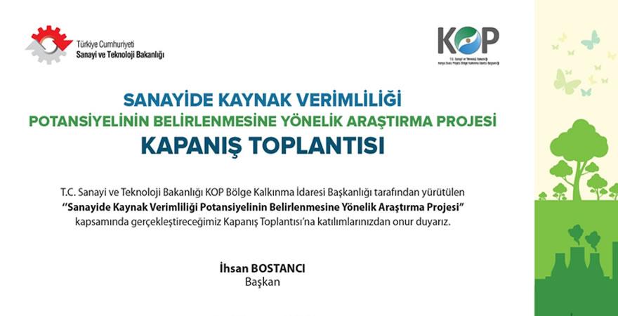 KOP İdaresi ve TANAP İşbirliği...