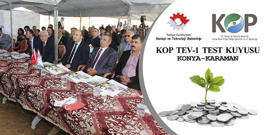 V. Uluslararası KOP Bölgesel Kalkınma Sempozyumu Konya'da Yapıldı.