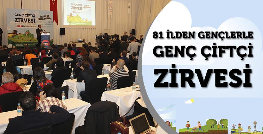 Tarım ve Orman Bakanı Pakdemirli, 81 İlden Gençlerle Konya'da Buluştu