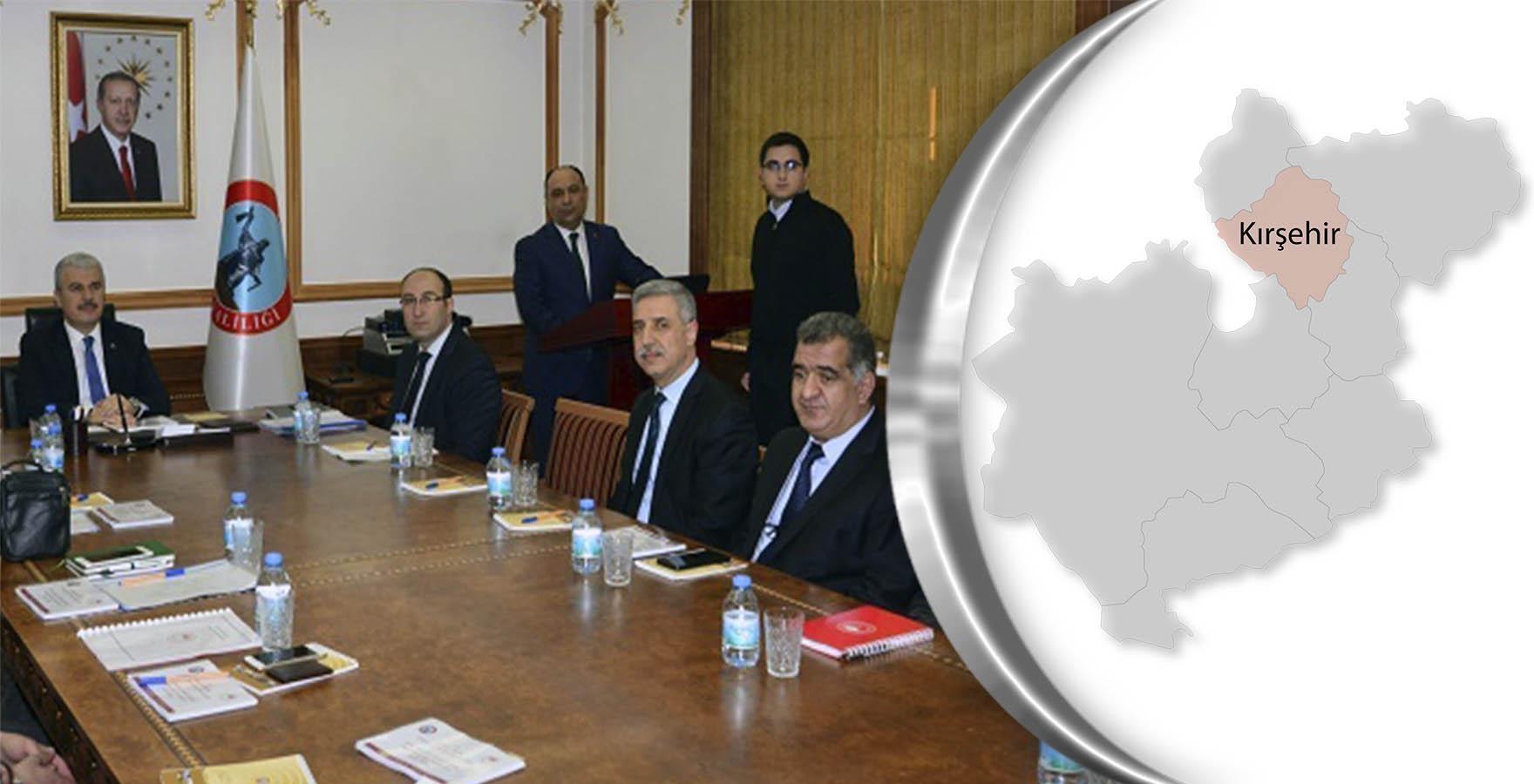KOP Projeleri Kırşehir'de Tarımsal Üretime Katkı Sağlıyor